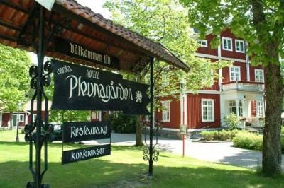 Plevnagarden Bilden lånad från www.2.flen.se