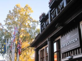 Hotell Åregården