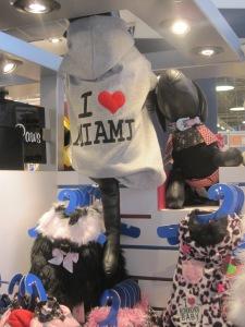 Om hunden själv får välja, så hoppar han nog över de här kläderna...