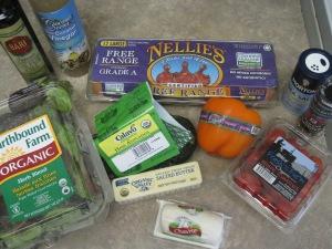 Ekologisk mat i USA...