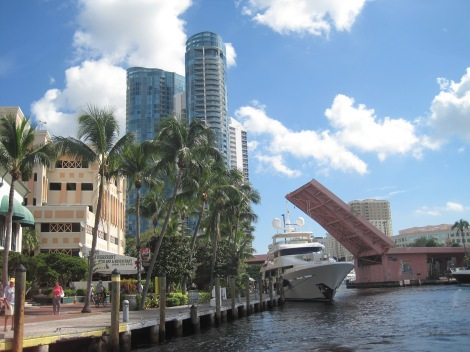 New River, Fort Lauderdale, Florida