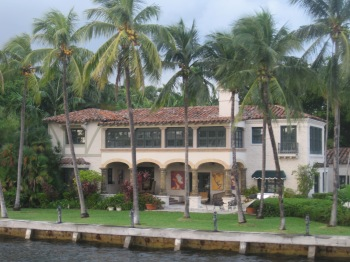 Fort Lauderdale villa