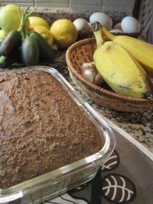 Fröbröd, glutenfritt, nötfritt och mjölkfritt