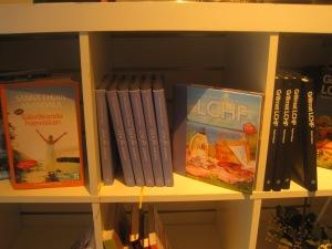 Mina kokböcker på EcoCaféet