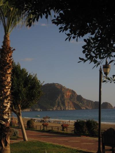 Vinter vid Medelhavet...