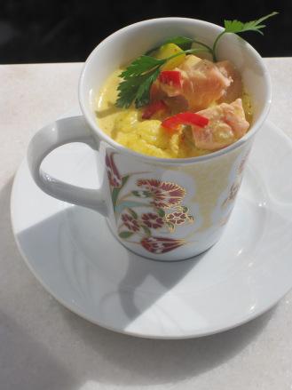 Soppa i kopp
