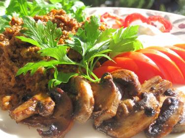 Köttfärssås