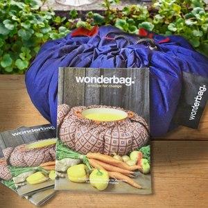 Wonderbag med min kokbok, 749 kr...