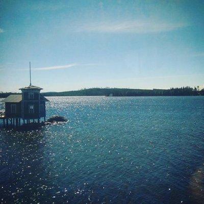 Revsundssjön, Stavre i Jämtland