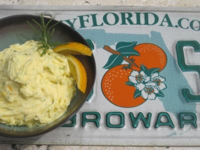 Kryddsmör från Florida