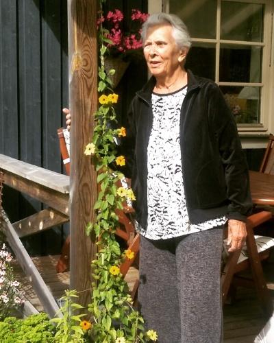 Mamma 87 år