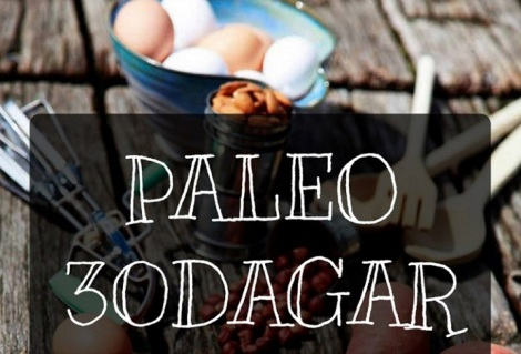 Paleo30dagar på Under vårt tak...