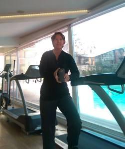 Redo för träning på gym