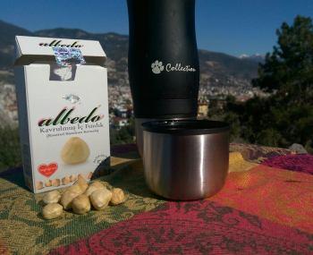 Kaffe och nötter