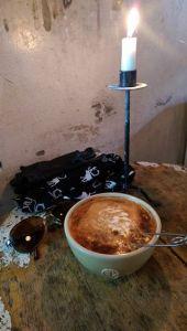 Chai Latte på Kaffekoppen...