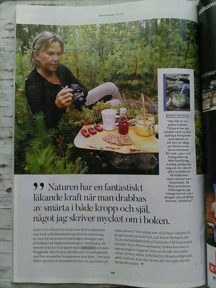 Birgitta Höglund i Underbara Kungsholmen