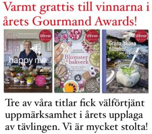 Bladh by Bladh till Gourmand Awards